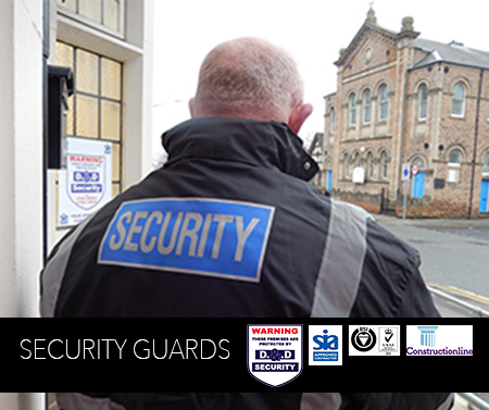 Security Guards in Derby