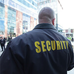 Static security guards derby